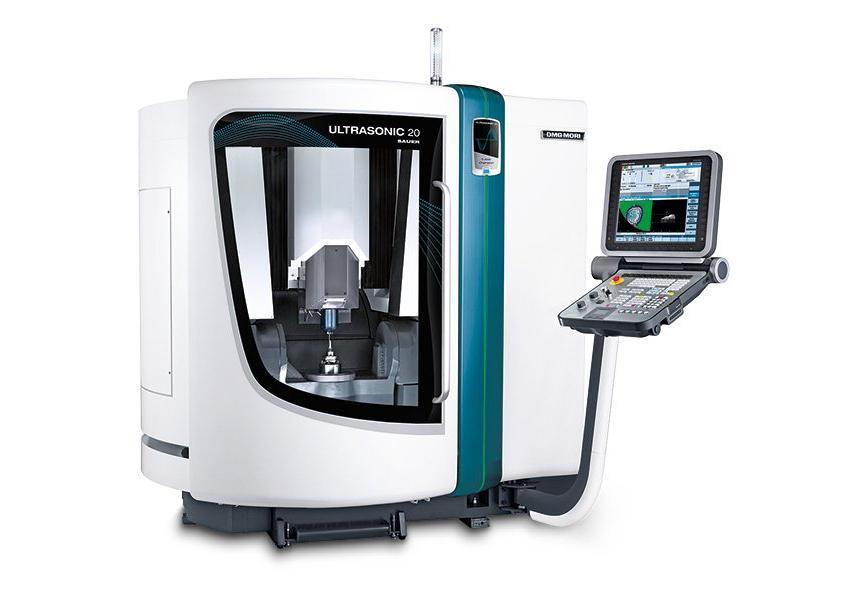 Logo High speed milling machine (HSC) - ULTRASONIC 20 linear