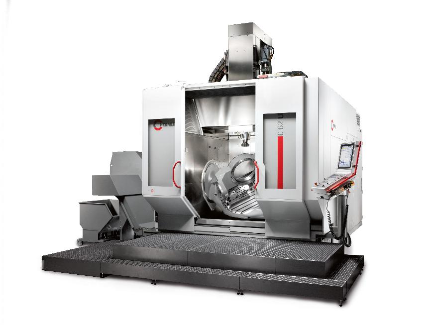 Logo High-precision and cost-effective working on workpieces up to 2500 kg