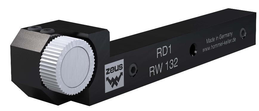 Logo Rändelformwerkzeug - zeus Serie RD1