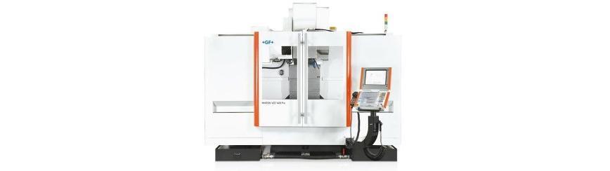 Logo Universal machining centre - Mikron VCE 1400 Pro