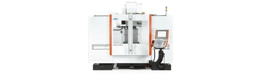 Logo Universal machining centre - Mikron VCE 1200 Pro