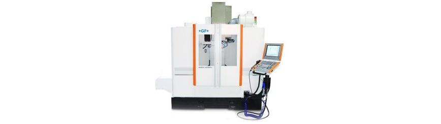 Logo Universal machining centre - Mikron VCE 800 Pro
