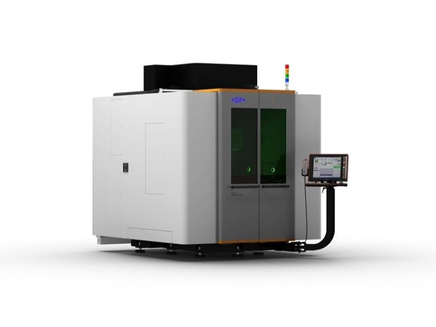 Logo Laser eroding machine - Laser S 1000 U/1200 U