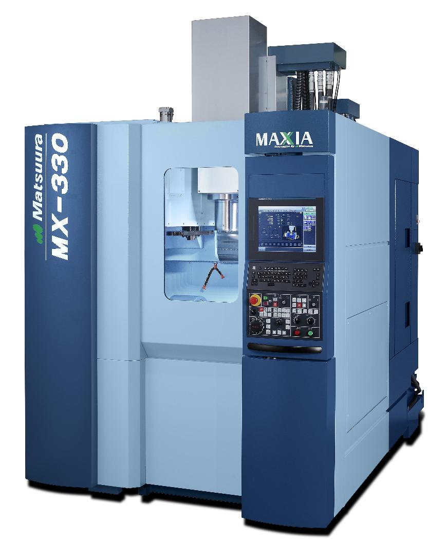 Logo 5-Axis Vertical Machining Centre - MX-330
