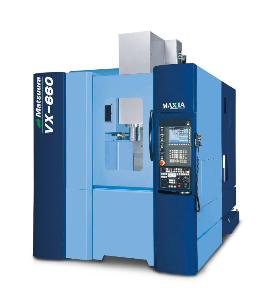 Logo Vertical machining centre - VX-660