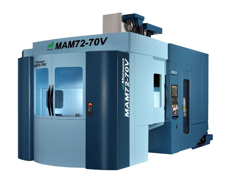 Logo Five-axis milling machining centre - MAM72-70V