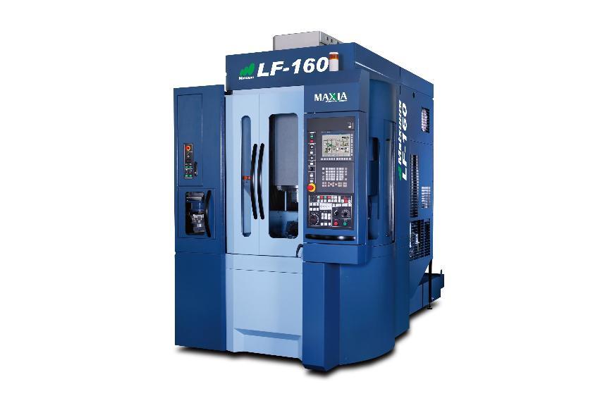 Logo High speed milling machine (HSC) - LF-160
