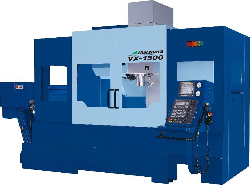 Logo Vertical Machining Centre - VX-1500