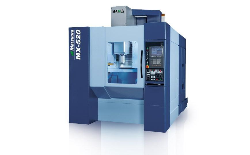 Logo 5-Axis Vertical Machining Centre - MX-520