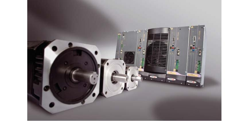 Logo Spindle drive - Servo Drive Systems