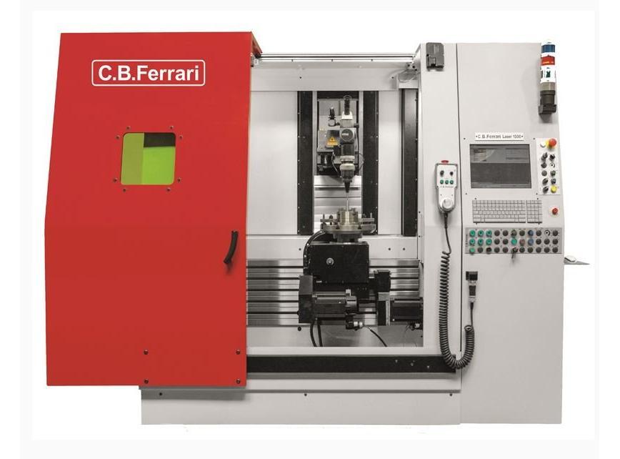 Logo Laser-Abtragmaschine - Laser 1500