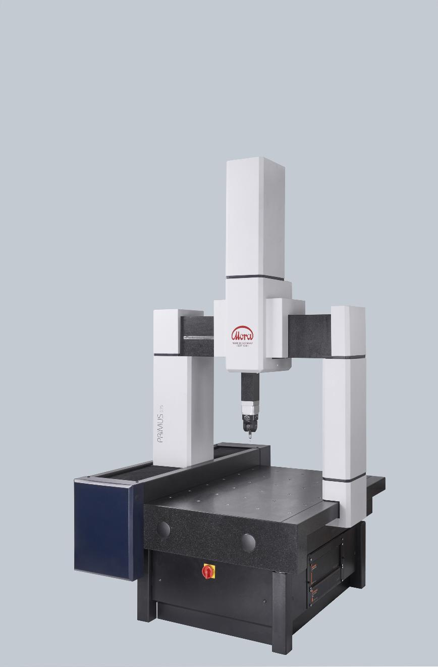 Logo Coordinate and multiple coordinate inspection machine - Primus