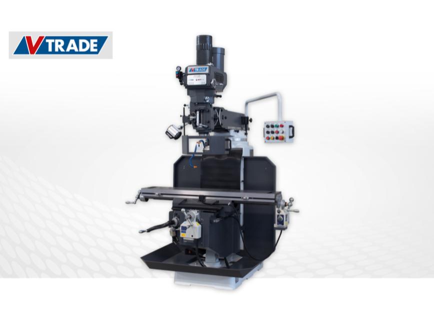 Logo Universal Milling Machines - V-TRADE VS