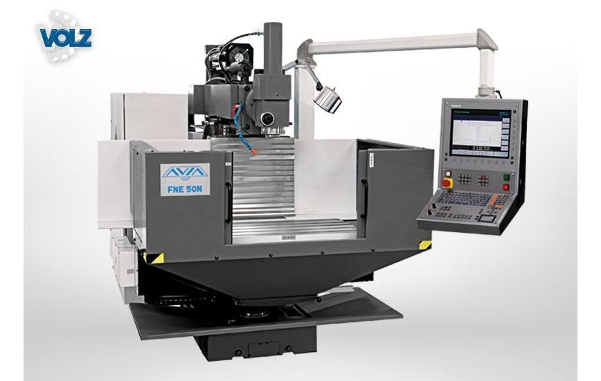 Logo Universal-Werkzeugfräsmaschine - AVIA FNE 40N / 50N