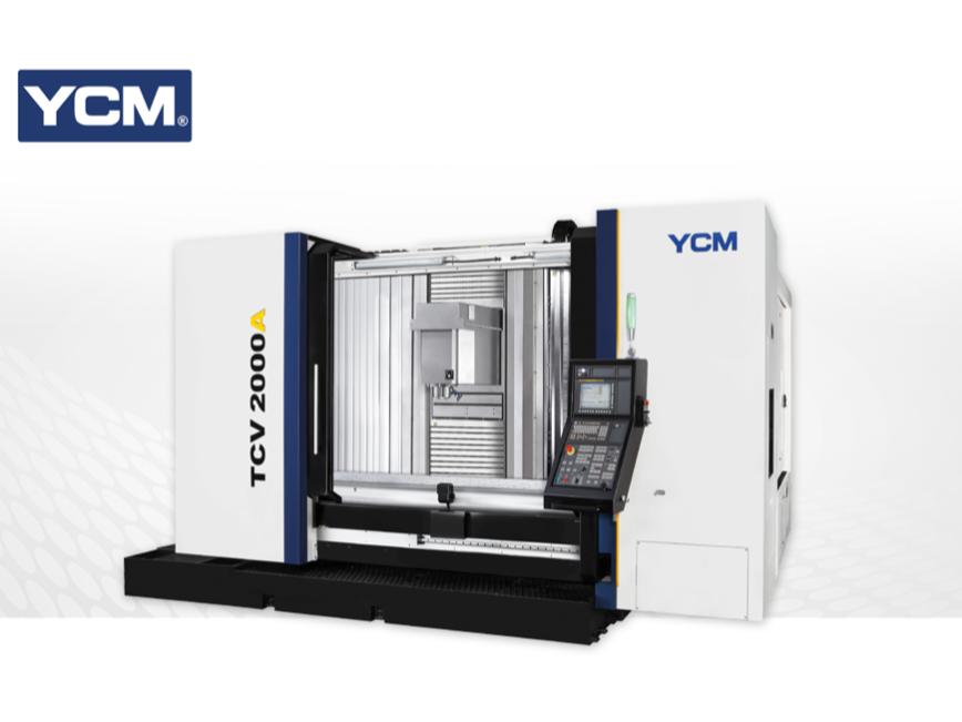 Logo Other milling machine - YCM TCV - Fahrständerfräsmaschinen