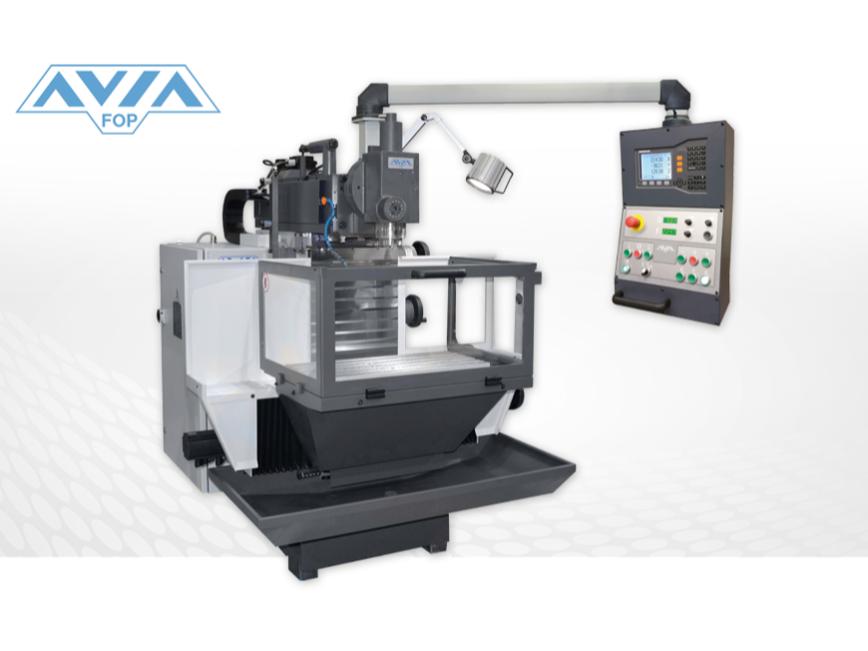 Logo Universal-Werkzeugfräsmaschine - AVIA FNX 30 P / N