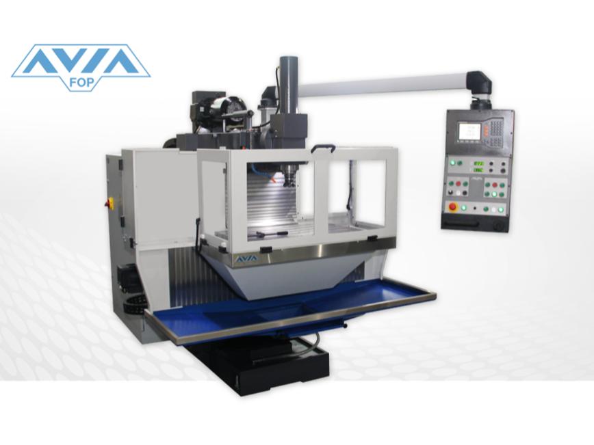 Logo Universal-Werkzeugfräsmaschine - AVIA FNE 40 P