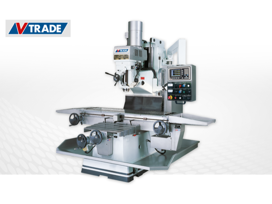 Logo Universal-Werkzeugfräsmaschine - V-TRADE MX B3S / B5S