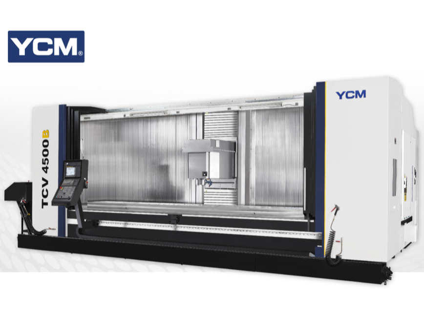 Logo Other milling machine - YCM TCV 4500 B