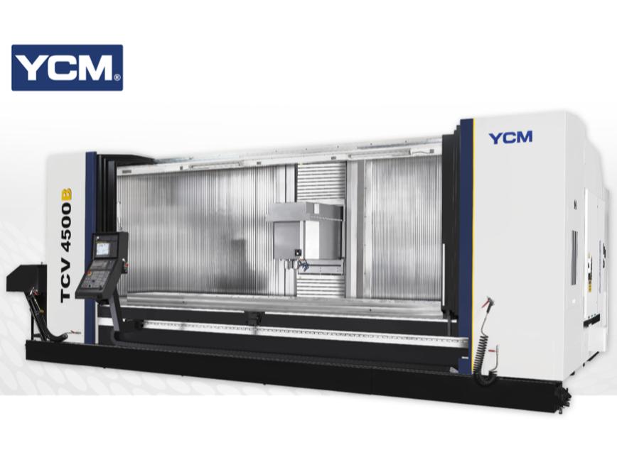 Logo Sonstige Fräsmaschine - YCM TCV 4500 B