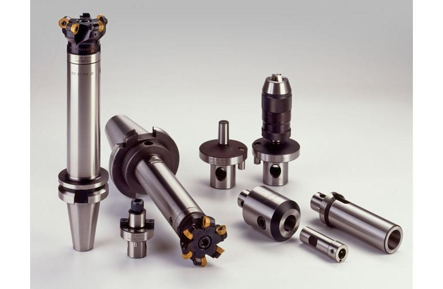 Logo Adaptors for Boring System - Milling, Drilling, Mill, Drill