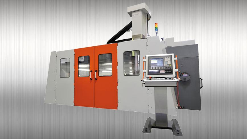 Logo Upper gantry machining center - Upper gantry machining center GANTRY®