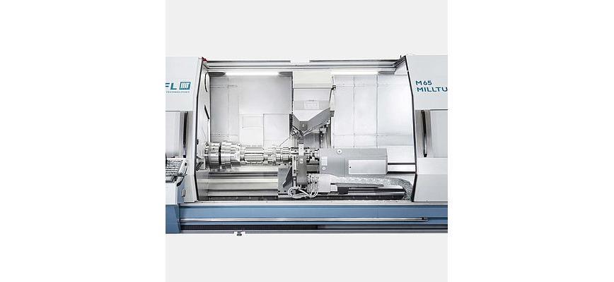Logo Universal machining centre - M65 MILLTURN