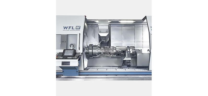 Logo Universal machining centre - M80-G MILLTURN