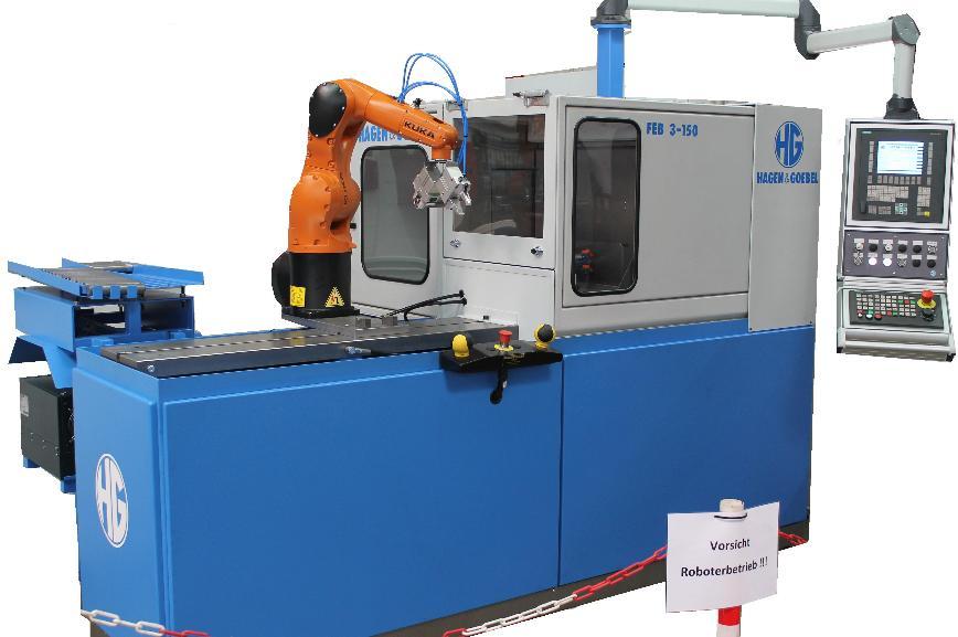 Logo CNC Flansch- und Endenbearbeitungsmaschine FEB3-150