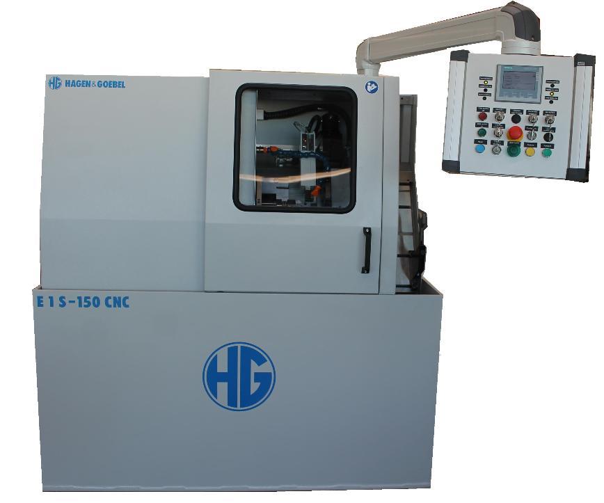 Logo Endenbearbeitungsmaschine - CNC Endenbearbeitungsmaschine E1S-...CNC