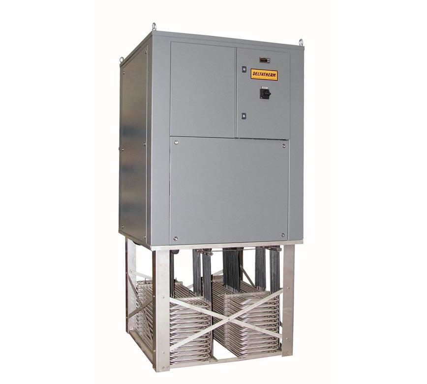 Logo Immersion chiller for water, oil or emulsion