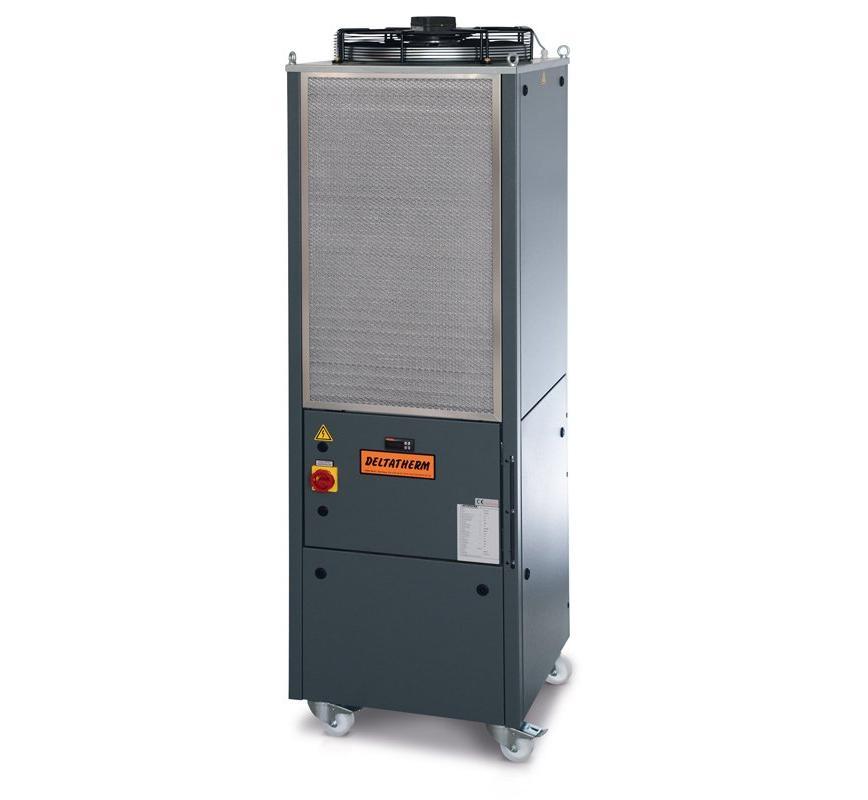 Logo Industriekühlsysteme / Prozesskühlsysteme mit einer Temperaturstabilit