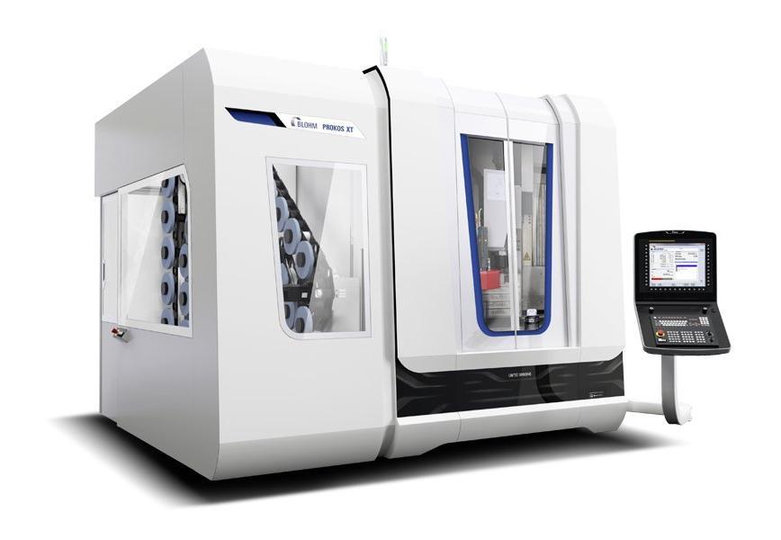 Logo Horizontal spindle surface grinding machine - BLOHM PROKOS XT