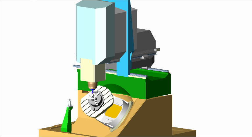 Logo Software for manufacturing process simulation - OPUS CAM Software