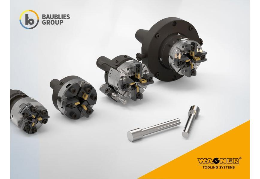 Logo Threading device - Wagner Multicutter Turning Heads