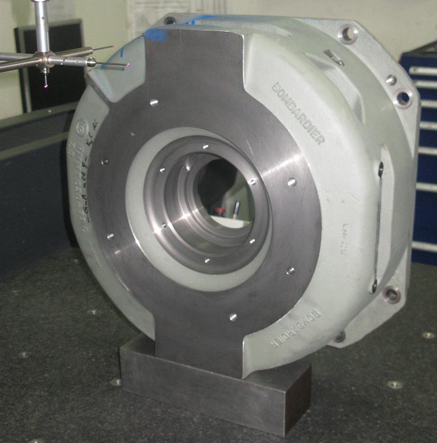 Logo CNC machining & precision manufacturing