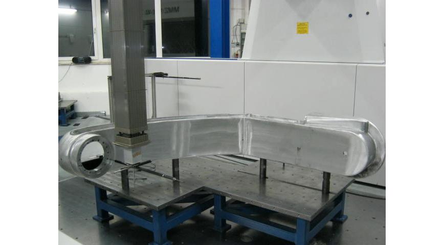 Logo Sonstiges mechanisches Bauteil - CNC-Zerspanung & Präzisionsfertigung
