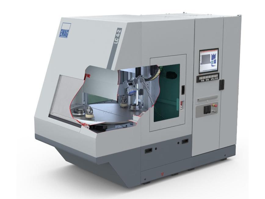 Logo Laserreinigungsmaschine - LC 4-2 - Laserreinigungsmaschine