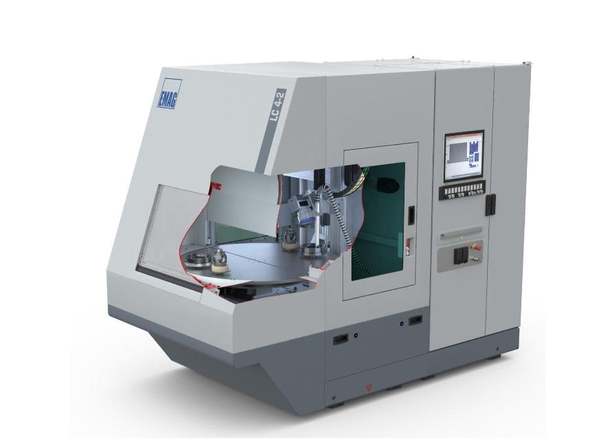 Logo Laser Cleaning Machine - LC 4-2 Laser Cleaning Machine