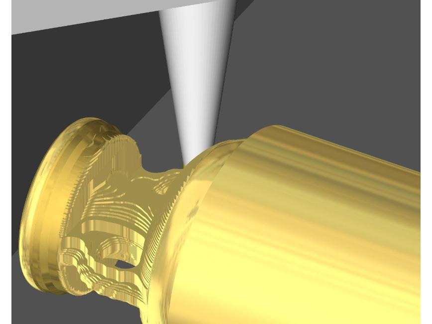 Logo CAM Software - CAD/CAM Simulation