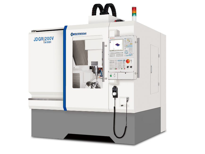Logo JDGR200V (5-axis Machining for Precision Die Mold and Complex Hardware