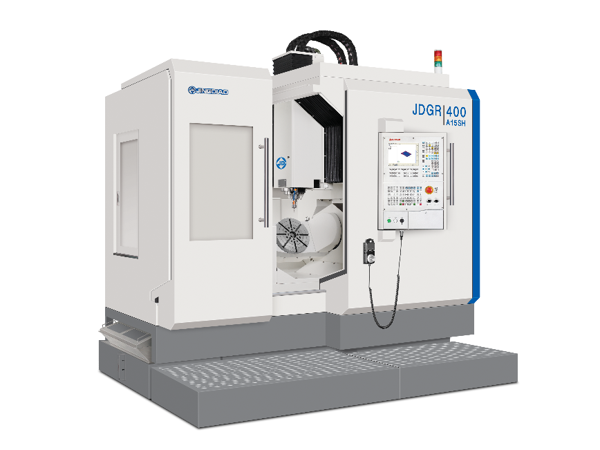 Logo High speed machining centre - JDGR400 (5-axis)