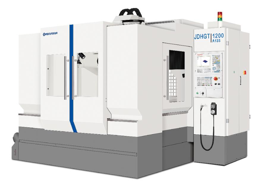 Logo High speed machining centre - JDHGT1200