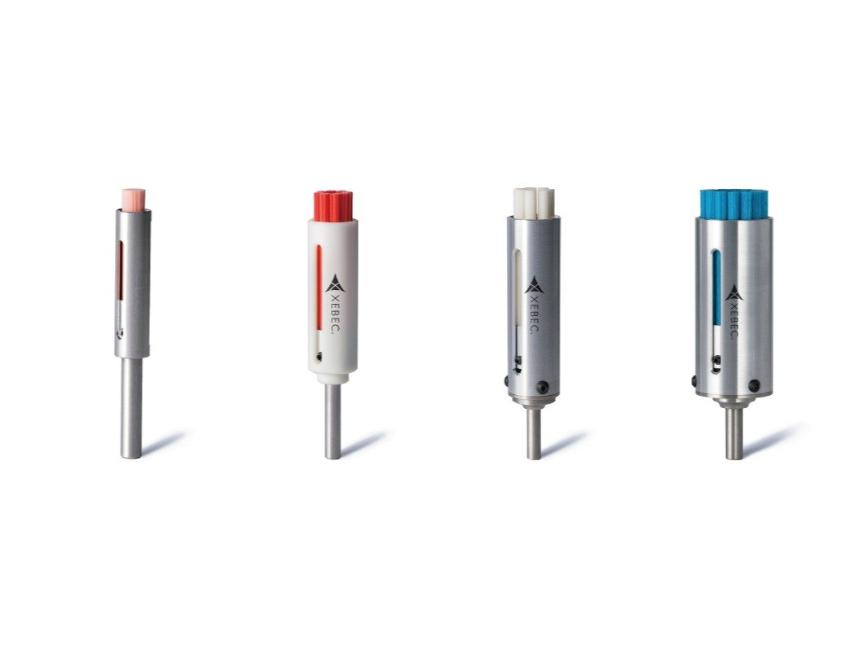 Shaving cutters, deburring tool - XEBEC Products - Product - EMO 2019