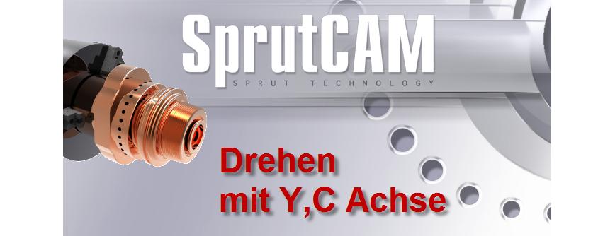 Logo CAM Software - SprutCAM