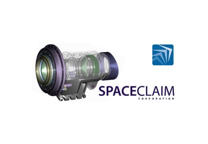 Logo CAD-Software - Spaceclaim