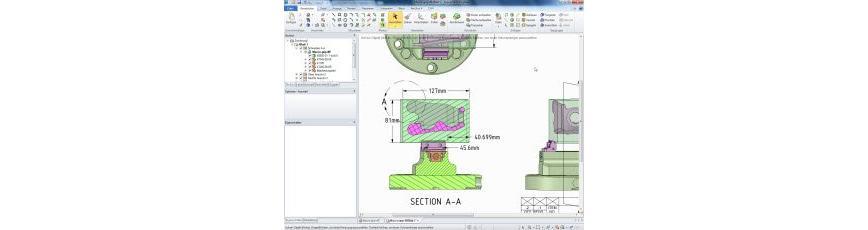 Logo CAD software - Spaceclaim