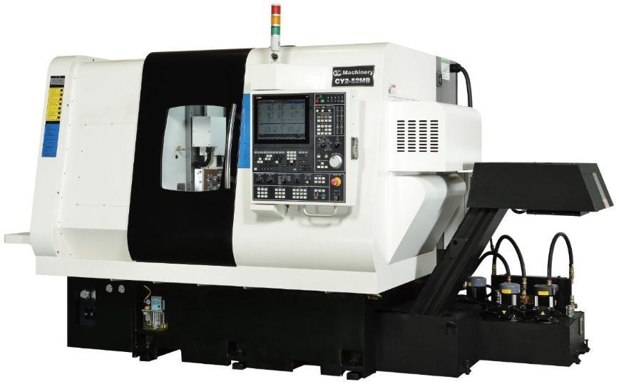 Logo Universal-Drehmaschine - CY2-52MB Turn&Mill CNC Lathe