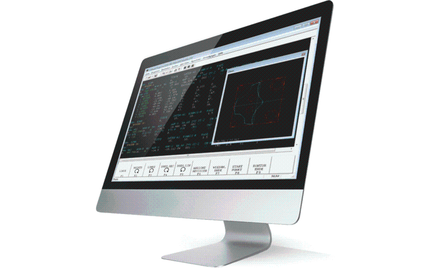 Logo CAM Software - MazaCAM Editor