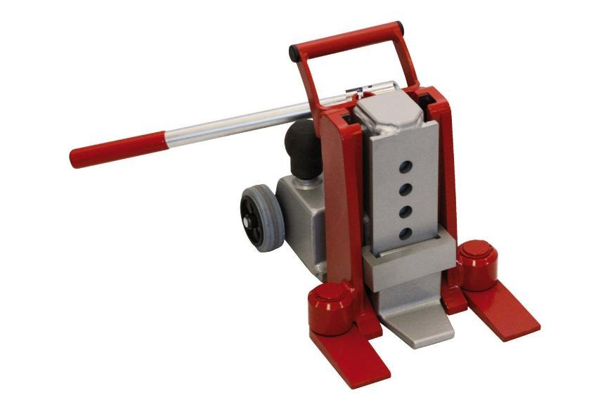 Logo Lifting and transport equipment - Hydraulic jacks